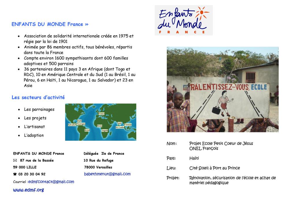 Plaquette Projet Haïti sept2017 p1 copie