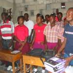 Mobilisation des étudiants de l'ENSI Poitiers