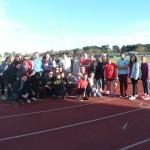 Course du Coeur 2018 de l'ENSCBP et de l'ENSEIRB-MATMECA à Pessac (33)