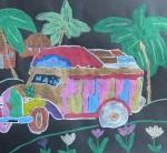Repas haïtien avec l'école St-Didier d'Aussiat (Ain) le samedi 5 mai 2018
