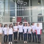 Partenariat avec l'Ecole Nationale Supérieure d'Ingénieurs de Poitiers (ENSIP)