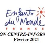 Info annuelle de la région Centre