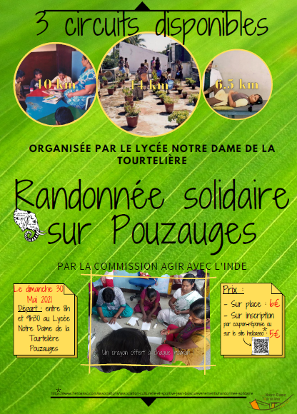 AfficheRandoPouzauges