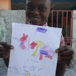 Correspondance entre une école de Roubaix et PCJ à Haiti